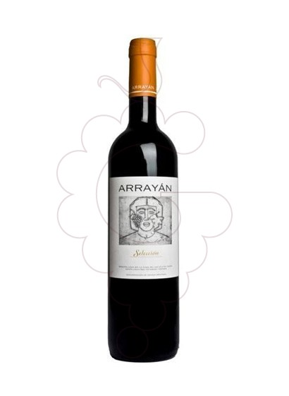 Photo Arrayan Seleccio red wine