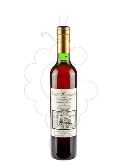 Photo Arrels del Priorat Cal Ferrando  fortified wine