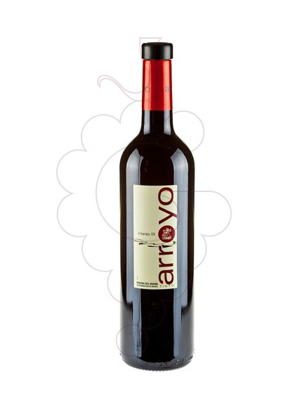 Photo Arroyo Crianza red wine