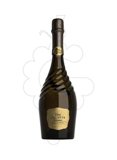Photo Ars Collecta Blanc de Blancs sparkling wine