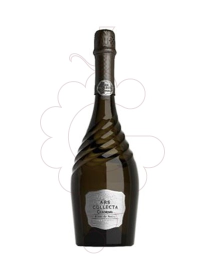 Photo Ars Collecta Blanc de Noirs sparkling wine