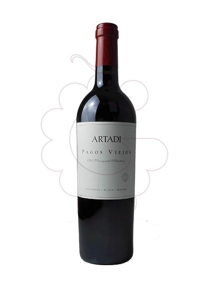 Photo Artadi Pagos Viejos red wine