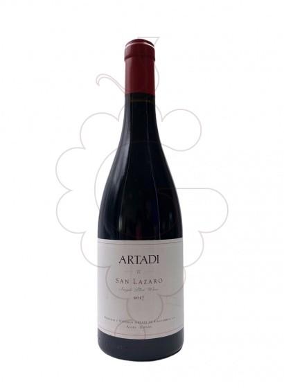Photo Artadi San Lázaro red wine