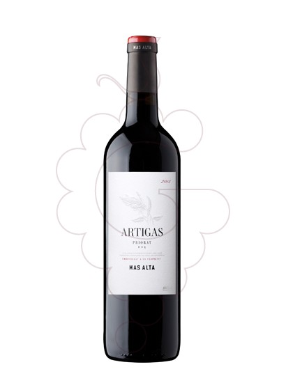 Photo Artigas red wine