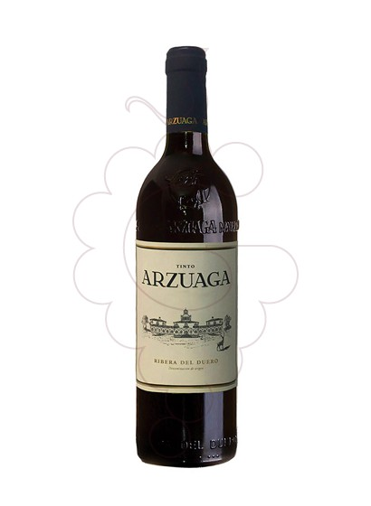 Photo Arzuaga Crianza red wine