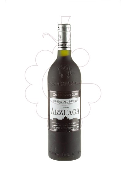 Photo Arzuaga Gran Reserva red wine