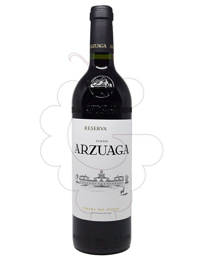 Photo Arzuaga Reserva red wine