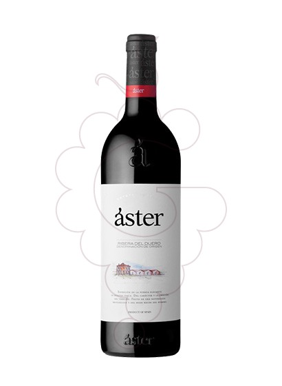 Photo Aster Crianza red wine