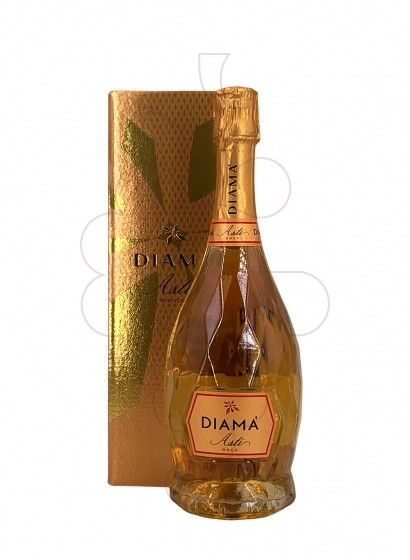 Photo Asti Diama Dolce sparkling wine