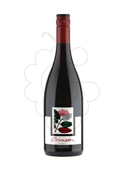 Photo Ata Rangi Crimson Pinot Noir red wine
