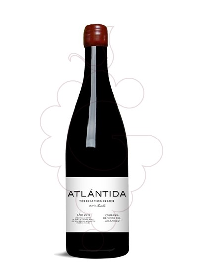 Photo Atlántida red wine
