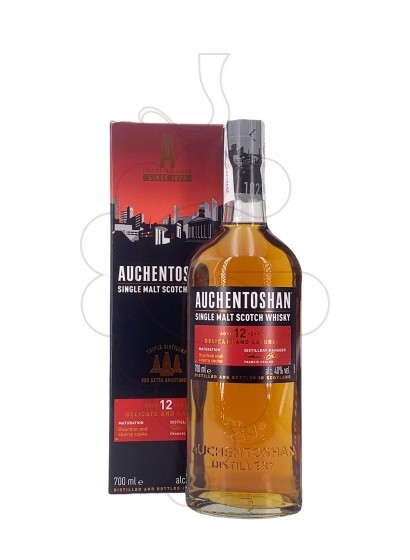 Photo Whisky Auchentoshan 12 Years
