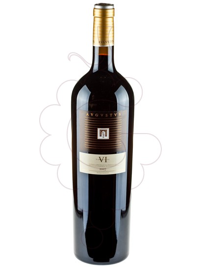 Photo Augustus 6 varietats Magnum red wine
