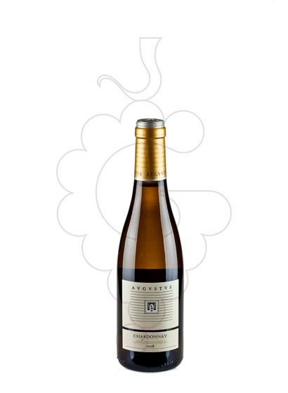 Photo Augustus Blanc Chardonnay (mini) white wine