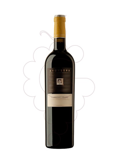 Photo Augustus Cabernet Franc red wine