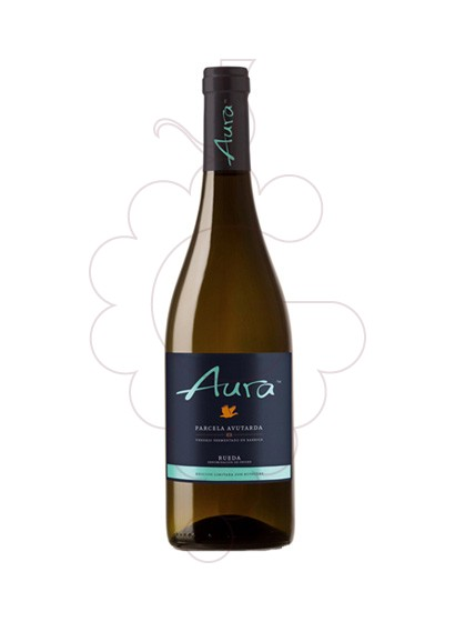 Photo Aura Avutarda Parcel white wine