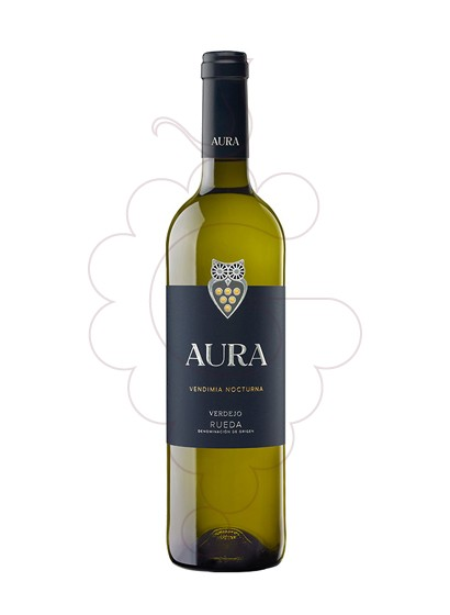 Photo Aura Verdejo white wine