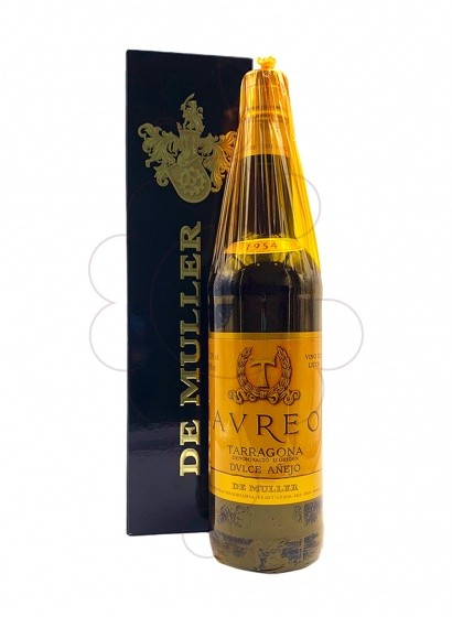 Photo Aureo de Muller Dulce Añejo fortified wine