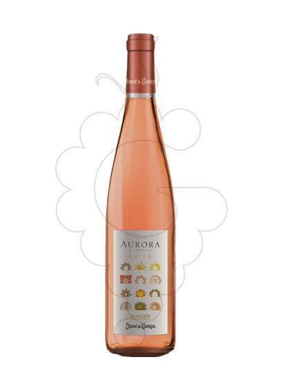 Photo Aurora d'Espiells Rose Magnum rosé wine