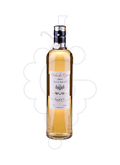Photo Liqueur Sorel d'or Peche de Vigne