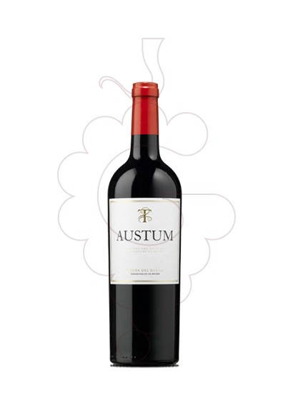 Photo Austum (mini) red wine