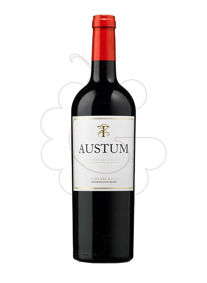 Photo Austum red wine
