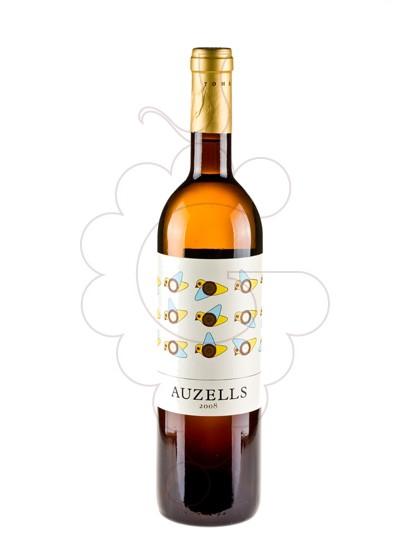 Photo Auzells Blanc  white wine
