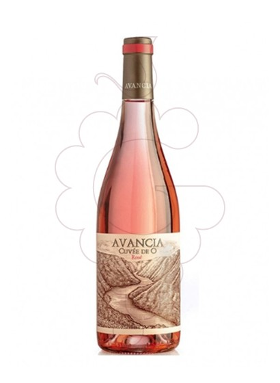 Photo Rosé Avancia rosé wine