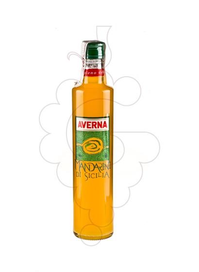 Photo Liqueur Averna Liqueur Mandarini di Sicili