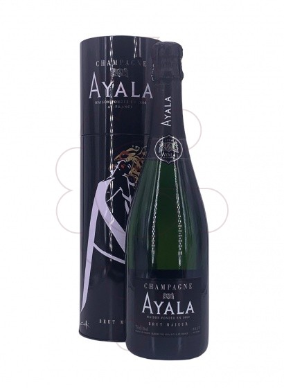 Photo Ayala Brut Majeur Pack sparkling wine