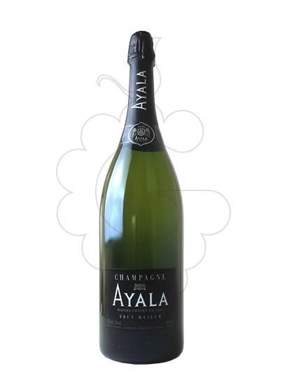 Photo Ayala Brut Majeur Jeroboam sparkling wine