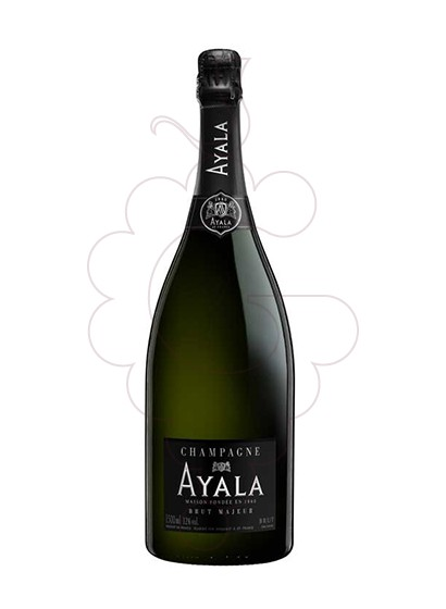 Photo Ayala Brut Majeur Magnum sparkling wine