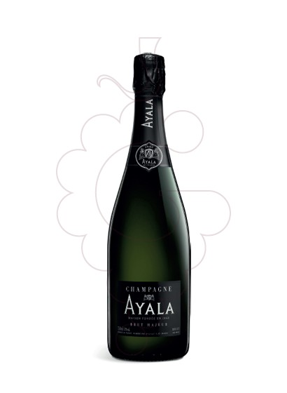 Photo Ayala Brut Majeur sparkling wine