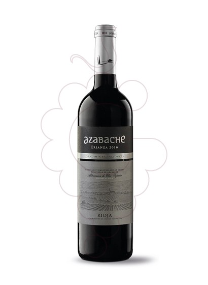 Photo Azabache Crianza red wine