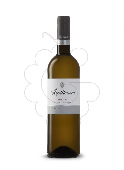 Photo Azpilicueta Blanco white wine