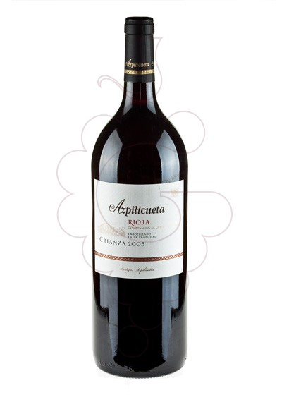 Photo Azpilicueta Crianza Magnum red wine