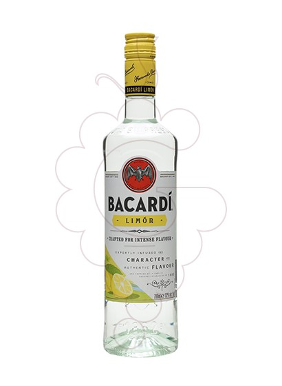 Photo Rum Bacardi Limon