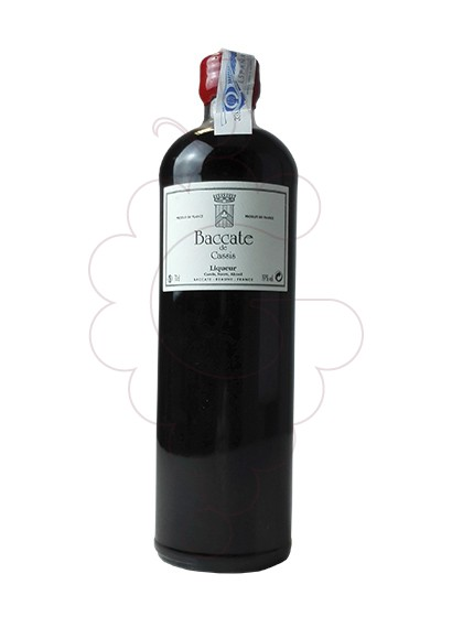 Photo Liqueur Baccate (Cassis)