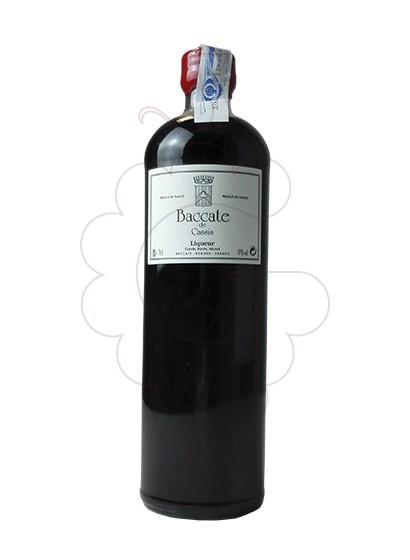 Photo Liqueur Baccate (Cassis)