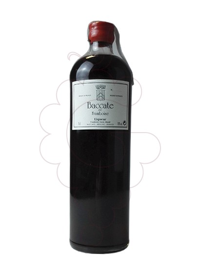 Photo Liqueur Baccate (Framboise)