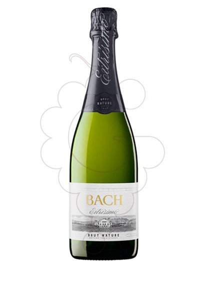 Photo Bach Brut Nature sparkling wine