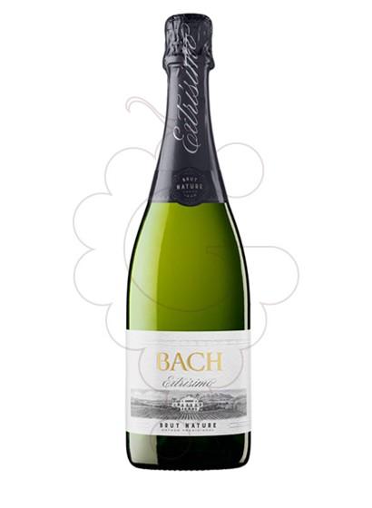 Photo Bach Brut Nature sparkling wine