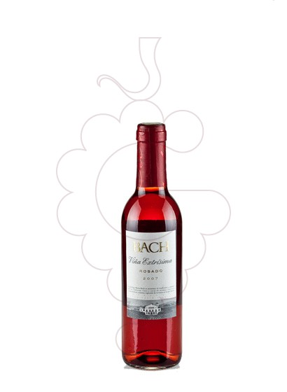 Photo Bach Rosat (mini) rosé wine
