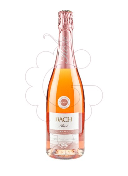 Photo Bach Rosse Brut sparkling wine