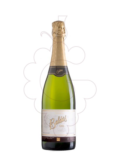 Photo Baldus Brut Nature sparkling wine