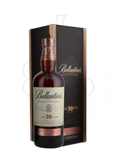 Photo Whisky Ballantine's 30 Years