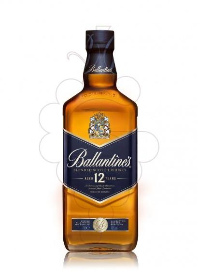 Photo Whisky Ballantine's Blue 12 Years