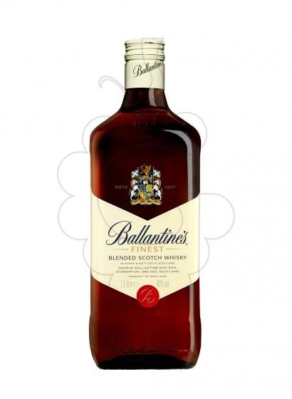 Photo Whisky Ballantine's