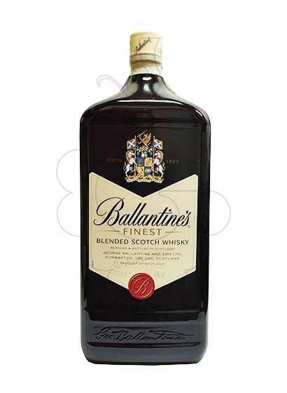Photo Whisky Ballantine's
