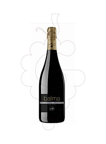 Photo Balma Brut Nature  sparkling wine